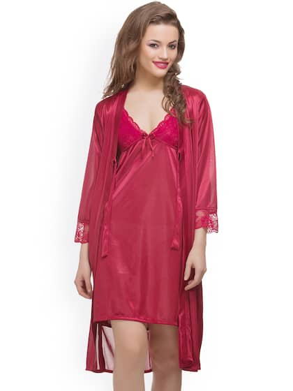 3006c5e6bf Night Dresses - Buy Night Dress & Nighty for Women & Girls Online