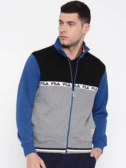 d183211e Fila Sweatshirts - Buy Fila Sweatshirts Online in India