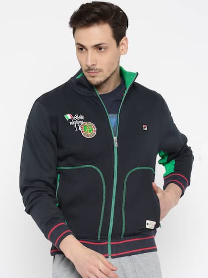 177f7f5fd534 Fila Sweatshirts - Buy Fila Sweatshirts Online in India