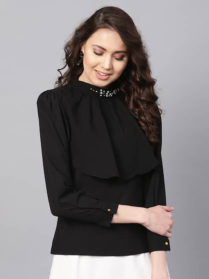 0cae0406025d Lace Tops - Buy Lace Tops for Women & Girls Online in India | Myntra