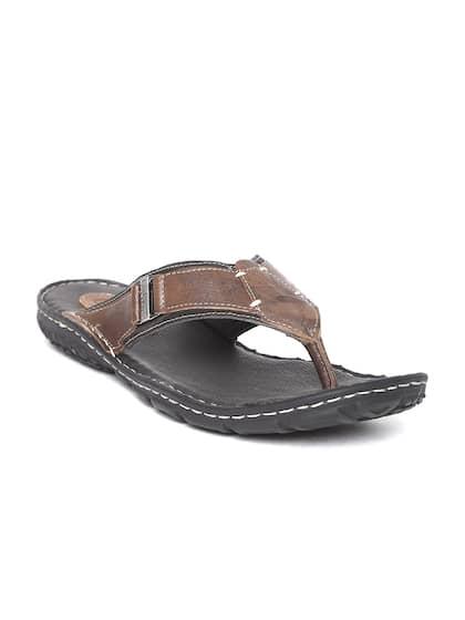 f81575a8bfb972 Lee Cooper Brown Sandal - Buy Lee Cooper Brown Sandal online in India
