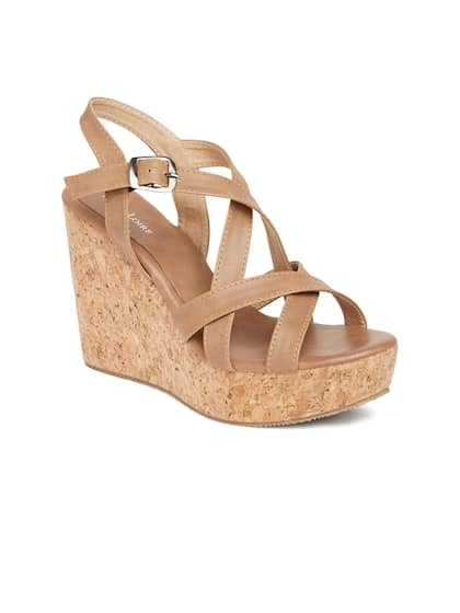 adac6d58344 Heels Online - Buy High Heels, Pencil Heels Sandals Online | Myntra