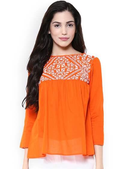 83143a57f05583 The Vanca Tops - Buy The Vanca Tops online in India