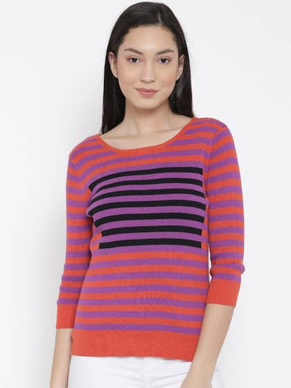 United Colors Of Benetton Women Sweaters - Buy United Colors Of ... eea1ebb8c