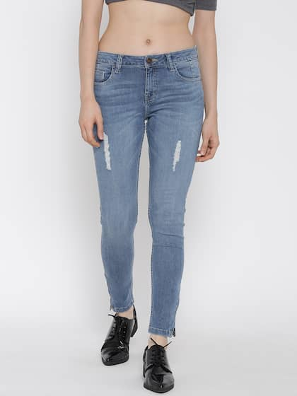5abf6430309 United Colors Of United Colors Of Benetton Ripped Jeans - Buy United ...