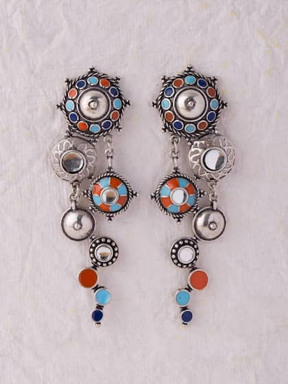Drop Earrings - Buy Drop Earrings Online in India bb3f1b93d538