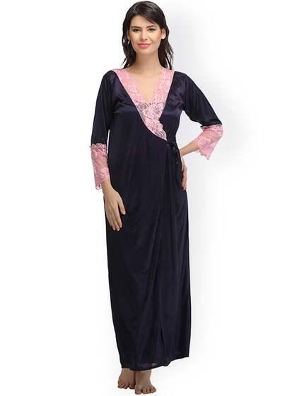 Clovia Short Sleeve Loungewear And Nightwear - Buy Clovia Short ... 571e2c32c