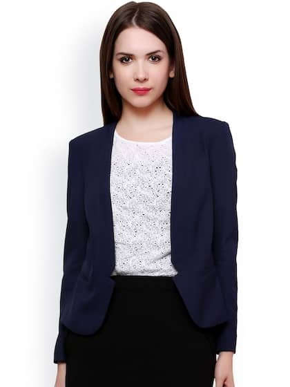 Blazers Suits & Sets Spring Autumn Fall Black Blue Uniform Styles Formal Blazers Suit Women Jackets Coat Office Ladies Work Wear Tops Clothes Blaser Soft And Light