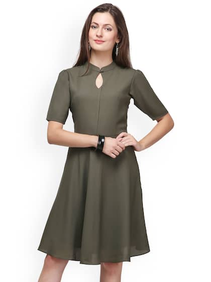 Skater Dress - Buy Skater Dress online in India 0f071ef6d