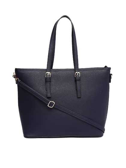 Mast Harbour Navy Shoulder Bag