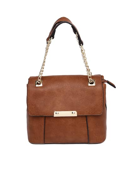Mast Harbour Brown Handbag