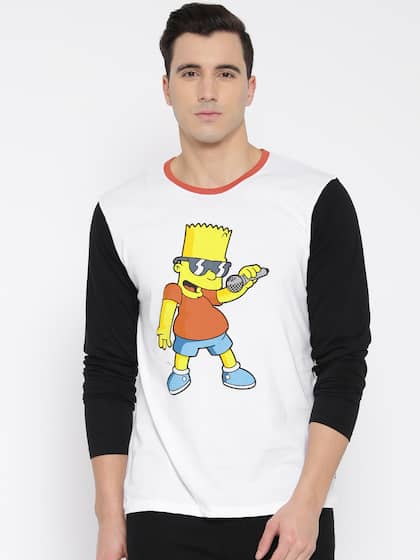 4d01f0aa5 Simpsons Online Store - Buy Simpsons Products Online in India - Myntra