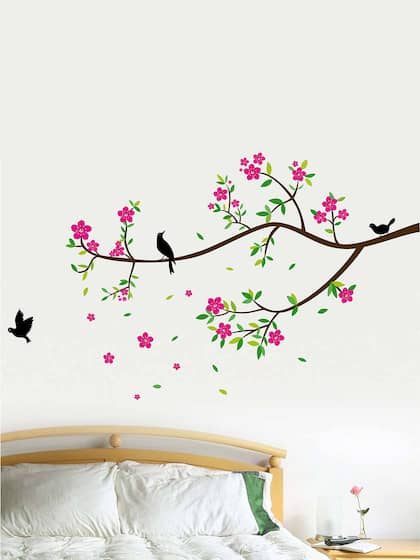 7261b136a76 Wall Stickers - Buy Wall Sticker Online in India