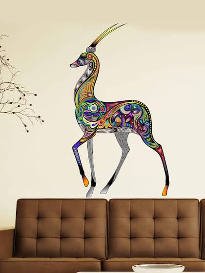 wall stickers - buy wall sticker online in india | myntra
