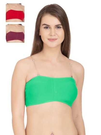 95180c969c Tube Bra - Buy Tube Bras for Women Online in India