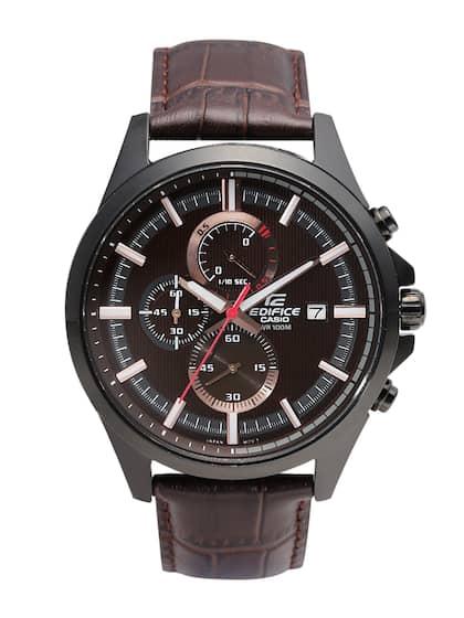 Casio Edifice Buy Casio Edifice Watch Online In India Myntra