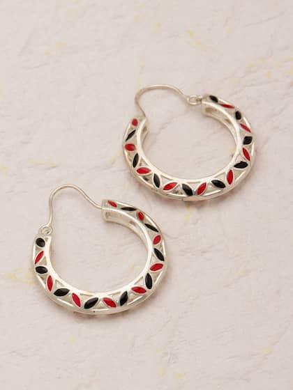 Hoop Earrings - Buy Hoop Earrings Online For Women   Girls  1547752de