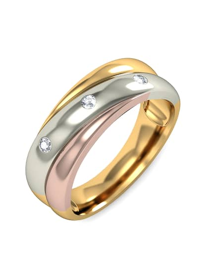 BlueStone. 4.411 g 18-Karat Gold Ring