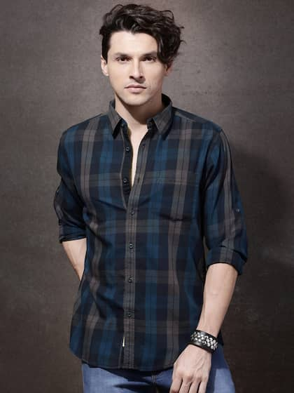 Casual Shirts for Men - Buy Men Casual Shirt Online in India