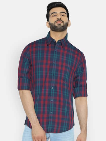 719e9e8c Shirts for Men - Buy Mens Shirt Online in India | Myntra