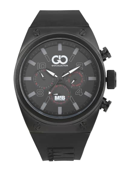 788d0445779b Black Metal Watches - BuyBlack Metal Watches online in India