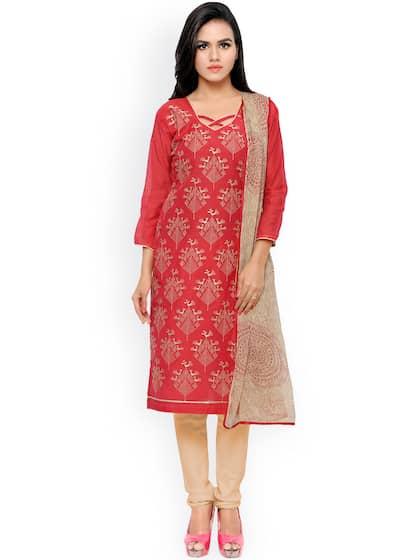cae458dfc293 Dress Materials - Buy Ladies Dress Materials Online in India