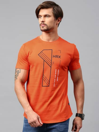 4ae3efeca Sports T-shirts - Buy Mens Sports T-Shirt Online in India |Myntra