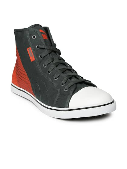 e82d61 puma canvas mid dp men sneakers for men