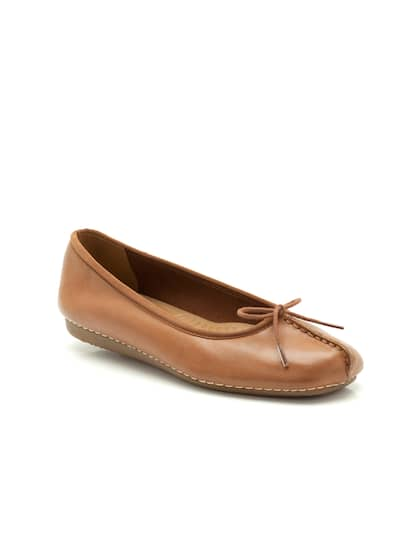 Clarks Freckle Ice dark tan leather ab 52,98