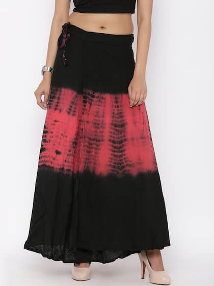 9451b3235c Wrap Around Skirts - Buy Wrap Around Skirts online in India