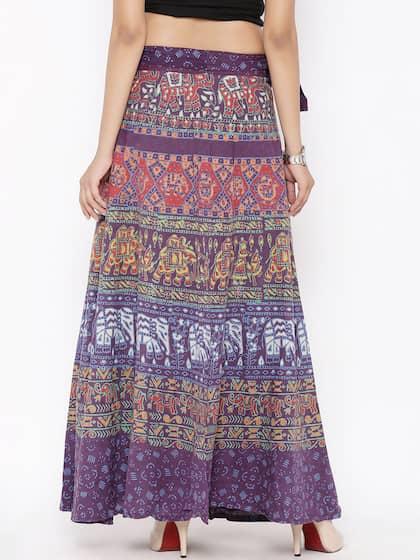 245b724eb723b6 Long Skirt - Buy Long Skirt Online in India