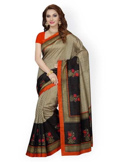 2f1734a409bba7 Bhagalpuri Saree - Shop Bhagalpuri Sarees Online - Myntra