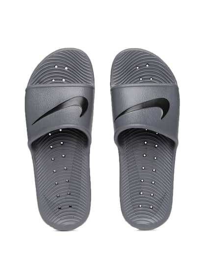 Nike Grey Flip Flops - Buy Nike Grey Flip Flops online in India 515196d10