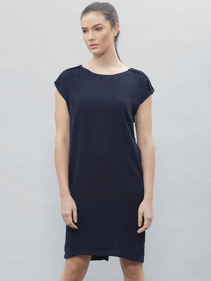 00f8dc68630c Shift Dresses - Buy Shift Dresses for Women Online - Myntra
