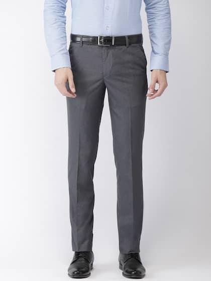 0dbf012a604dd Men Formal Trousers | Buy Men Formal Trousers Online in India