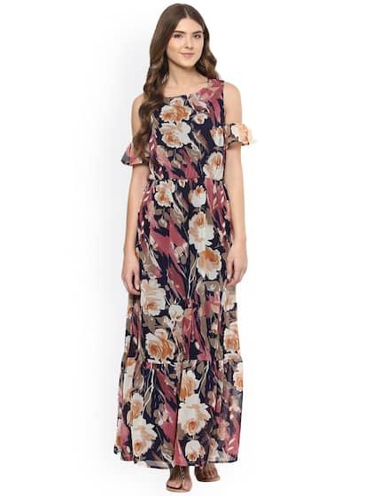 af62ac6e3e8 Harpa Maxi Dresses - Buy Harpa Maxi Dresses online in India
