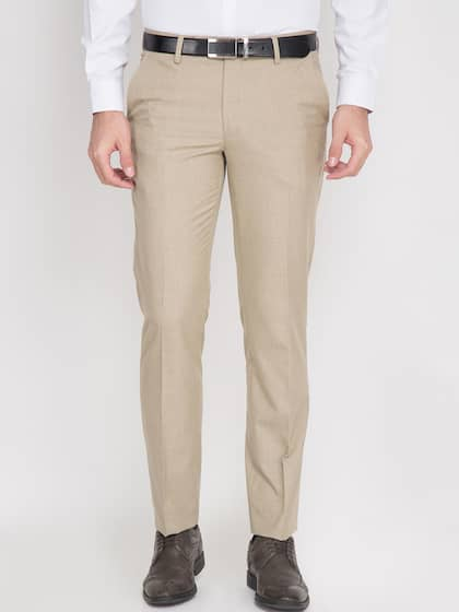 43f406abc Black Coffee Trousers - Buy Black Coffee Trousers online in India