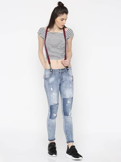 7cce06b80c631 Women Jeans and Jeggings - Buy Jeans and Jeggings for Women Online ...