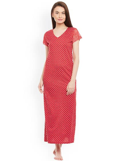 b92123e0 Cotton Nightdresses - Buy Cotton Nightdresses Online in India | Myntra