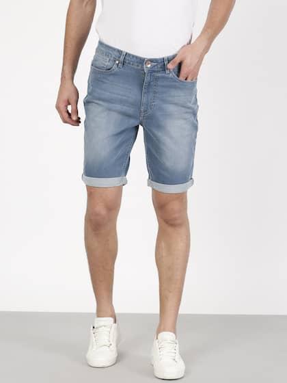 16f8ab9a7d Denim Shorts - Buy Denim Shorts online in India