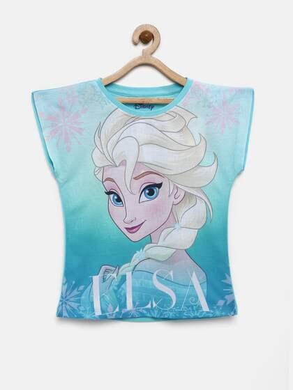 8f677babf Disney T-shirts - Buy Disney T-shirt Online in India | Myntra