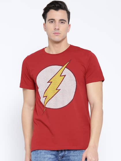 a91dcc6c11af DC Comics Tshirts - Buy DC Comics Tshirts Online in India