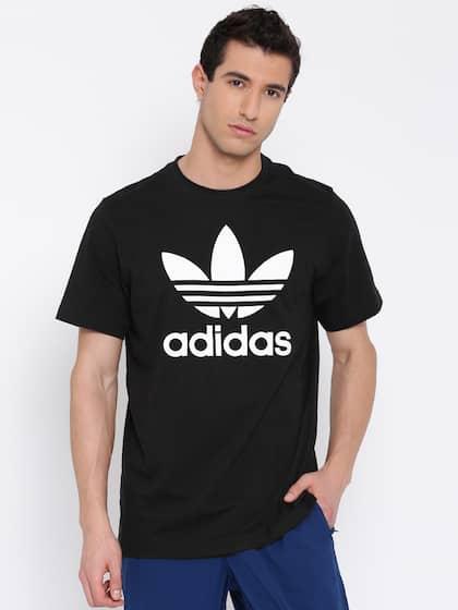 bd0ca8928c3f Adidas Trefoil Tshirts - Buy Adidas Trefoil Tshirts online in India
