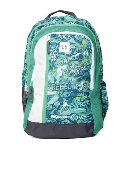02656944e3 Wildcraft Green Backpacks - Buy Wildcraft Green Backpacks online in ...