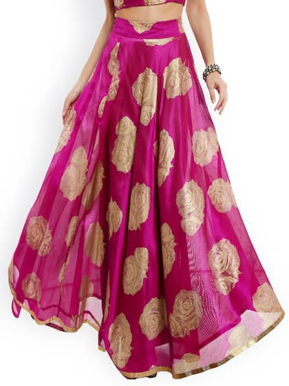b8780ada8b Long Skirts - Buy Long Skirts Online in India