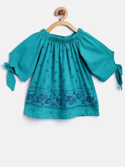 fa174c3eb2aa Girls Tops - Buy Stylish Top for Girls Online in India