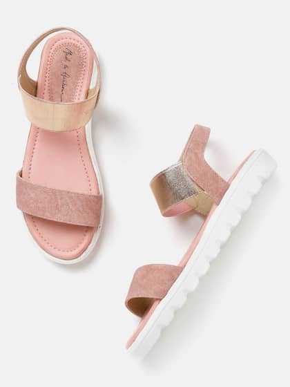 ef85eb2c75f Flats - Buy Womens Flats and Sandals Online in India