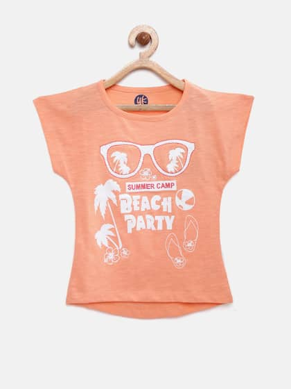 ac717ef29 Girls T Shirts- Buy Tshirts for Girls online in India