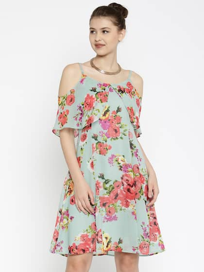 3a04608e6ca Floral Dresses - Buy Floral Print Dress Online in India