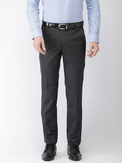 b71712f12aa Black Coffee Trousers - Buy Black Coffee Trousers online in India